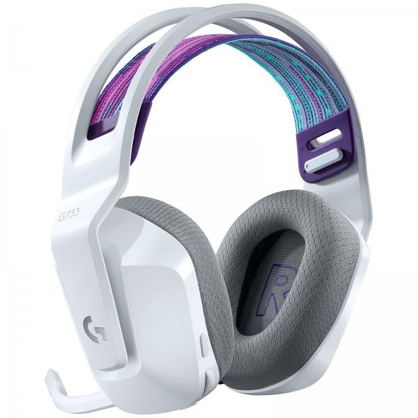 Diadema Audifonos Gamers Logitech G733 Bogota 01