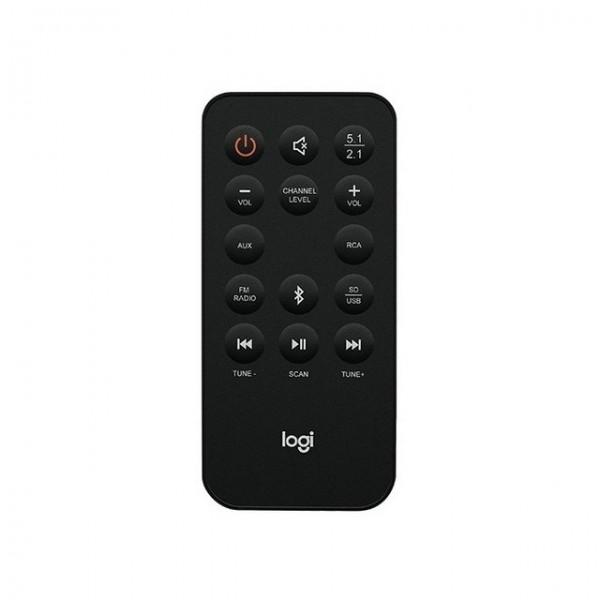 Parlantes Logitech 5.1 Z607 Bluetooth Radio FM Usb y MicroSD Bogota 005