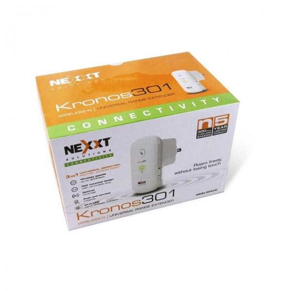 Repetidor de Señal Nexxt Kronos 301 3 en 1 Bogota 002