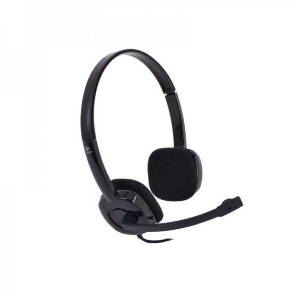 Audifonos Logitech h151 stereo 3.5mm Con microfono