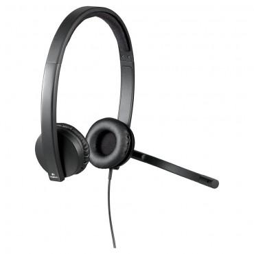 Audifonos logitech h570e stereo