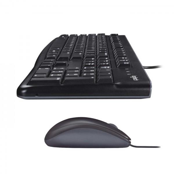 Combo Teclado y Mouse Logitech MK120