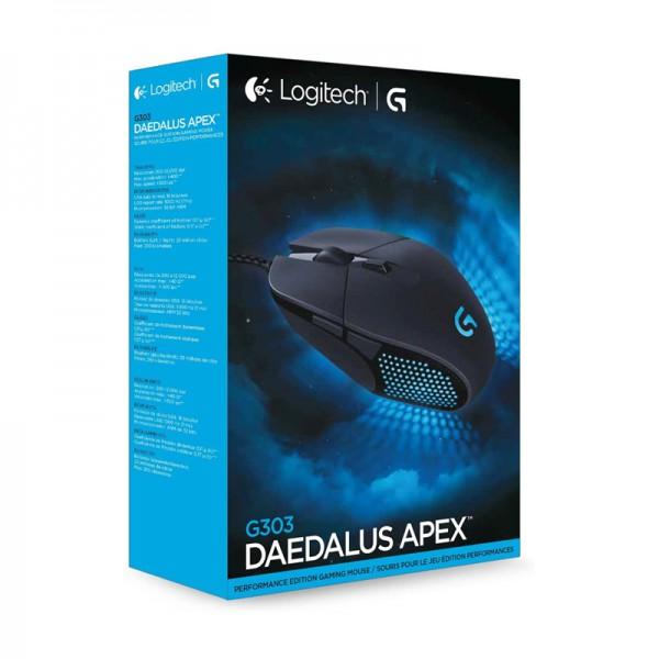G303 Daedalus Apex Mouse Gamer