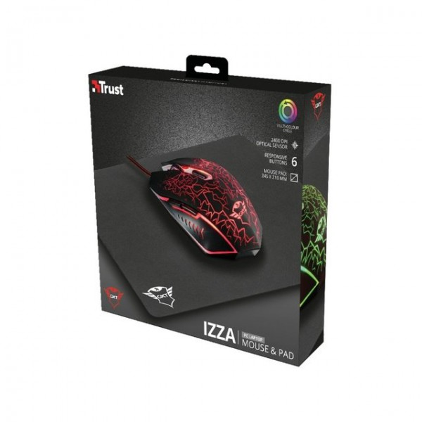 GXT 783 Combo Mouse y Pad Mouse