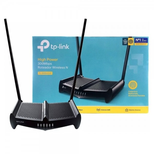 Router Antena 9DBI TP LINK TL WR841HP