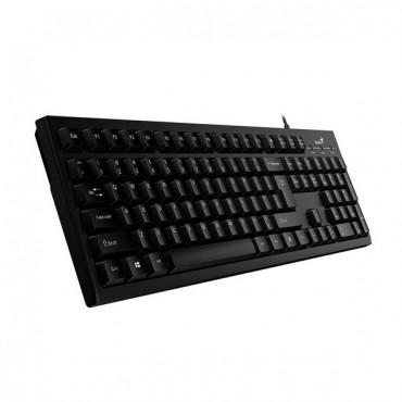 teclado genius kb 100 alambrico programable